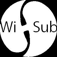 wisub_logo_flat_white200